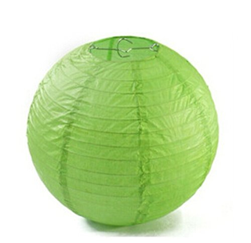 Domire-12-Pcs-8-Green-Chinese-Paper-Lanternslamps-for-Parties-Weddings