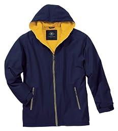 Charles River Apparel Unisex Adult Enterprise Jacket, X-Large, Navy/Gold