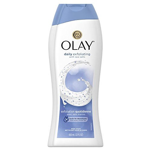 Olay Daily Exfoliating with Sea Salts Body
