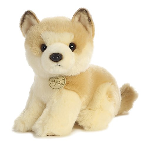 Aurora World Miyoni Tots Akita Puppy Plush]()