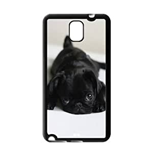 Custom Cute Puppy Dog Durable Protection Hard Cover Case For Samsung Galaxy Note 3 III TPU