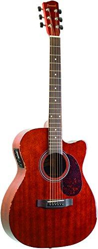 Savannah SGO-16CE Mahogany 000-Style Acoustic/Electric Guitar