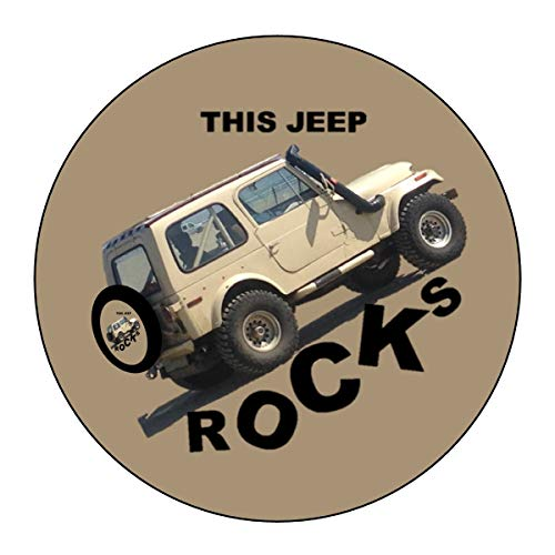 Custom Jeep Tire Cover Your Design On Spare Tire Cover