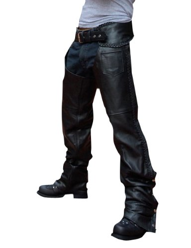 Interstate Leather Chaps - 3