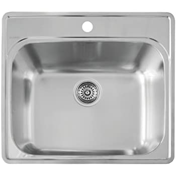 Blanco 441078 Essential Kitchen Sinks 12 00 X 25 00 X 22