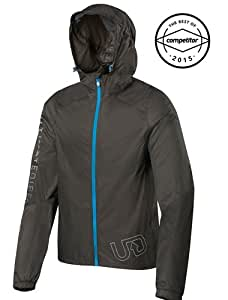 Ultimate Direction Men's Ultra Jacket (Graphite / X-Large)