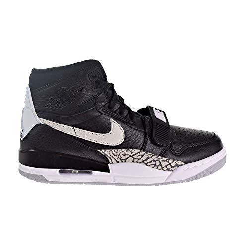Para Hombre black white 001 Nike Zapatillas Deporte Air Jordan Legacy 312 De Negro aA0awTSx