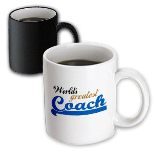 3dRose 151291_3 Worlds Greatest Coach Mug