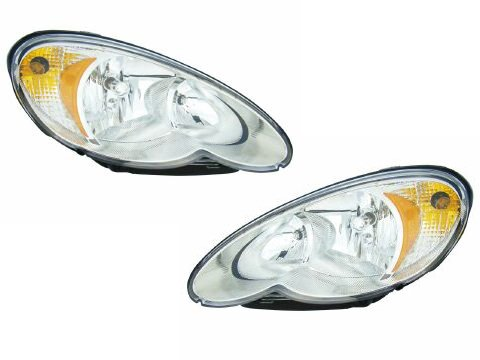 Chrysler Pt Cruiser Headlamp - 5