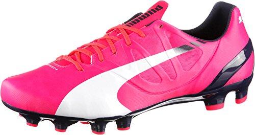 PUMA Herren Fußballschuhe rosa 41