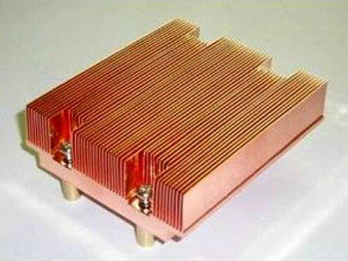 1U intel Server xeon CPU socket J LGA771 604pin Copper heatsink cooler cooling Processor without Fan