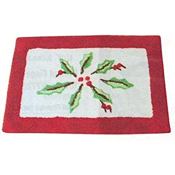 Amazon Com Lenox Holiday Nouveau Bath Rug Home Amp Kitchen