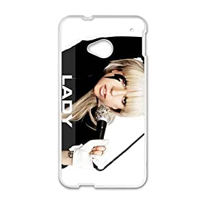 Lady Gaga Brand New And High Quality Hard Case Cover Protector For HTC M7