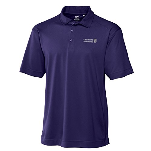 NCAA Portland Pilots Men's Genre Polo Tee, X-Large, College - Mens Fashion Portland