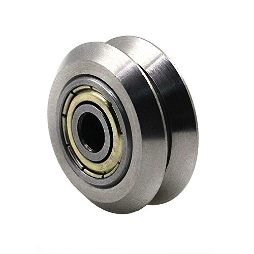 BHY-Double-V-Wheel-Groove-Roller-Gear-Replacement-Part-Repair-Accessory-for-3D-Printer