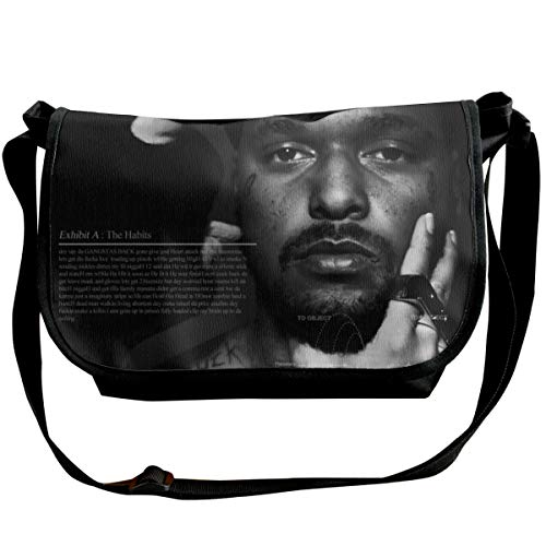 ScHoolboy Q Habits & Contradictions Unisex,lightweight,durable,school Backpack,multi-function Backpack,Shoulder Bags,school Bag