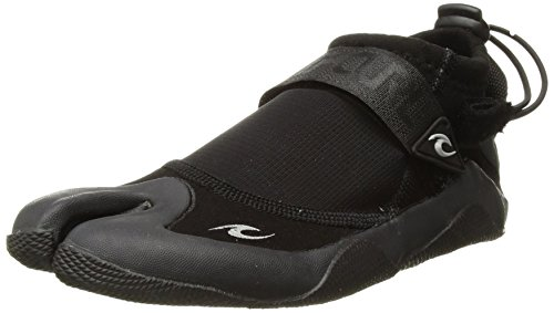- Rip Curl Reefer Boot 1.5mm Toe Boots, Black, Size 11