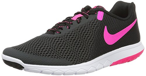 Nike Womens Flex Experience RN 5 Running Shoe Anthracite/Pink Blast/Black 9.5 B(M) US