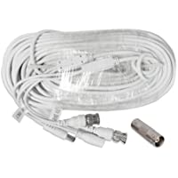 100 Foot Security Camera Cable for Samsung SDS-P5082, SDS-P4082