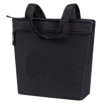 Yens Fantasybag Promotional Zip Tote, SB-28 (Black)