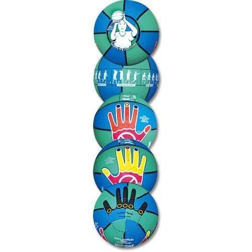 Hoop Teach Ball, Junior Size (27.5