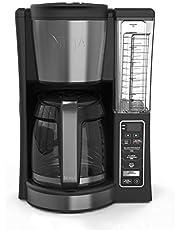 Ninja CE200C Ninja 12-Cup Programmable Coffee Brewer, Small, Black