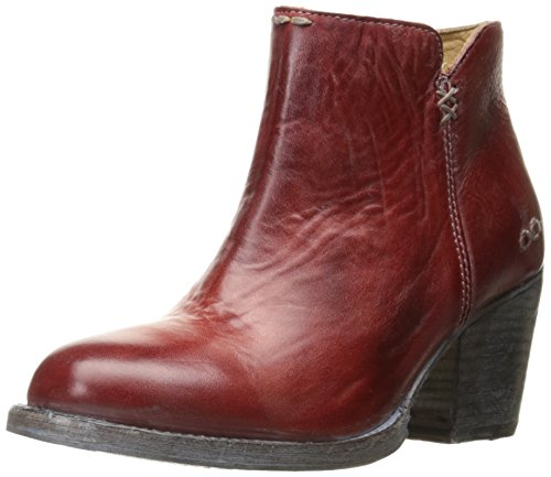 Bed|Stu Women's Yell Boot, Red Rustic/Blue, 8.5 M US by Bed|Stu
