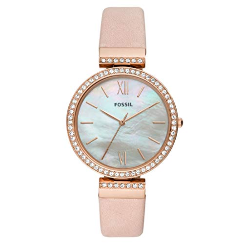 (Fossil Women's Madeline - ES4537 Pink One Size)
