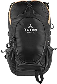 TETON Sports Ultralight Plus Backpacks; Lightweight Hiking Backpack for Camping, Hunting, Travel, and Outdoor