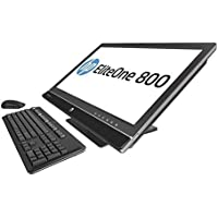 2018 HP EliteOne 800 G1 23 FHD Touchscreen All-in-One Business Computer Desktop, Intel Pentium G3220 3.0GHz, 8GB RAM, 500GB HDD, USB 3.0, Bluetooth, Windows 10 Professional (Certified Refurbished)