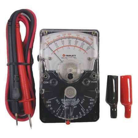 Triplett 3022 Triplett, Classic Analog Meter, Features; 1...