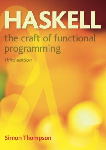 Download pdf haskell the craft of functional programming 3rd download pdf haskell the craft of functional programming 3rd edition international computer science series by simon thompson pdf free ebook online fandeluxe Images