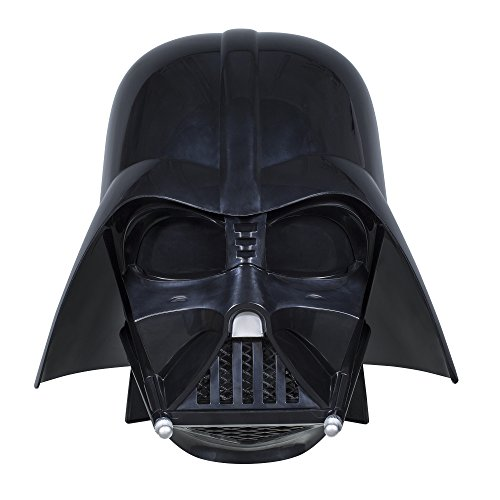 Series Darth Vader Premium Electronic Helmet (Darth Vader Life)