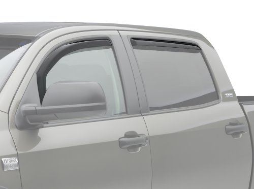 EGR 575191 in-Channel Slimline WindowVisor - 4 Piece