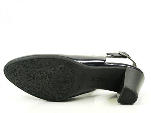 Blau Femme Comfort Gabor Escarpins Gabor Shoes wqIWSX6