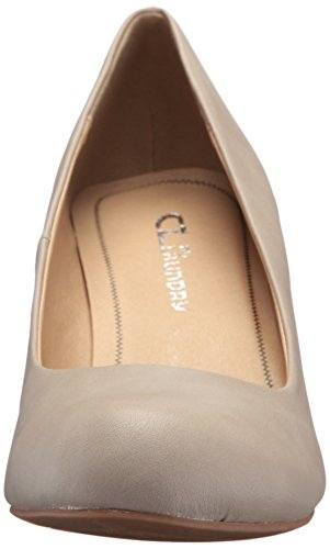 by CL WoMen Chinese Nima Pump Smooth Laundry Oyster wUqprdw