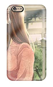 Series Skin Case Cover For Iphone 6(romantic Kiss)