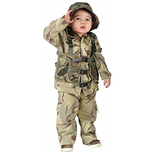 Child Delta Force Army Costumes - Child Toodler Delta Force Costume Outfit