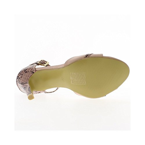 Sandali Rosa 5 Cm 9 Tacco Chaussmoi nH0Wxwzqz