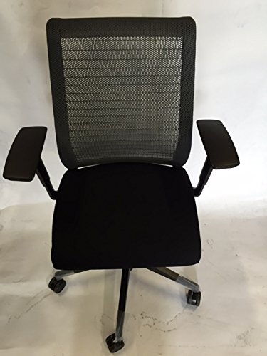 Steelcase Think Chair Black Refurbished product image