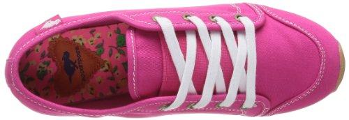 Rocket Dog Andrea Damen Sneaker Rosa - Rose (Gelato Pink)