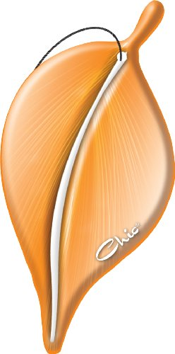 Chic Accessories A3010 Fresh Scents Tangy Tangerine Paper Air Freshener, (Pack of 3)