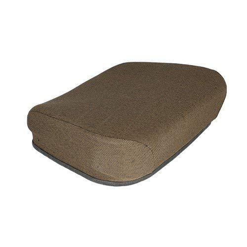 Seat Cushion Mechanical Suspension Fabric Brown Compatible with John Deere 4630 4055 4440 4850 9400 6620 4840 7200 4250 4650 2355 7720 8430 4030 4050 4240 7700 4450 6600 4640 4755 4230 4455 4040 4430