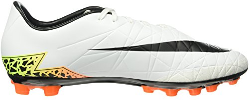 total Ii Football White NIKE Multicoloured r Hypervenom Black Multicolour Orange Phelon volt Men Boots s Ag xw4q04IOA