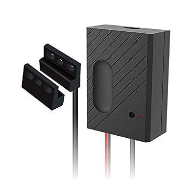 RYOSVA Wireless Smart Home Garage Door Opener WiFi Remote Controller Compatible with Alexa, Google Home, Nest and IFTTT. Use TUYA App. GD-DC5