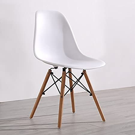 modern computer chairs. Plastic Chairs Minimalist Modern Desk Chair Stool Eames Adult Home Computer Solid Wood Dining S