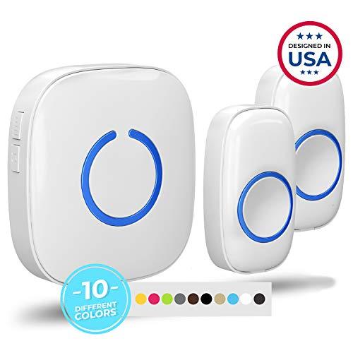Wireless Doorbell by SadoTech