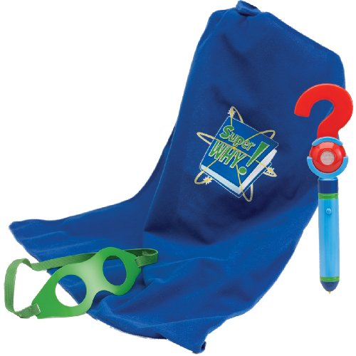 Learning Curve Brands Super Why - Super Why Role Play Kit
