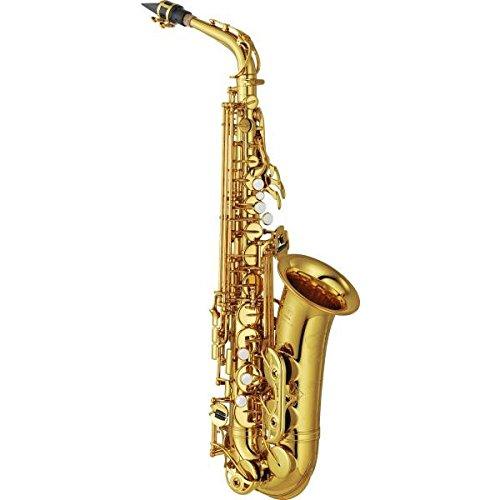 Photo YAMAHA Alto Saxophone YAS-62 III YAS62 YAS-62-03 Gold lacquer finish alt sax