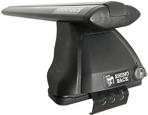 2012-2014 CHEVROLET Sonic Hatchback Aero Roof Rack System [Black] JA6005
